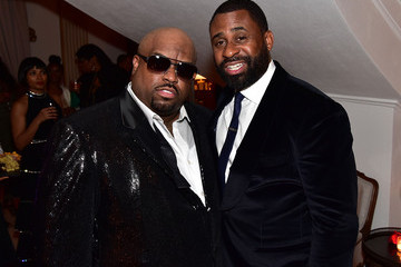 Ryan Glover Rick Ross 40th Birthday Celebration