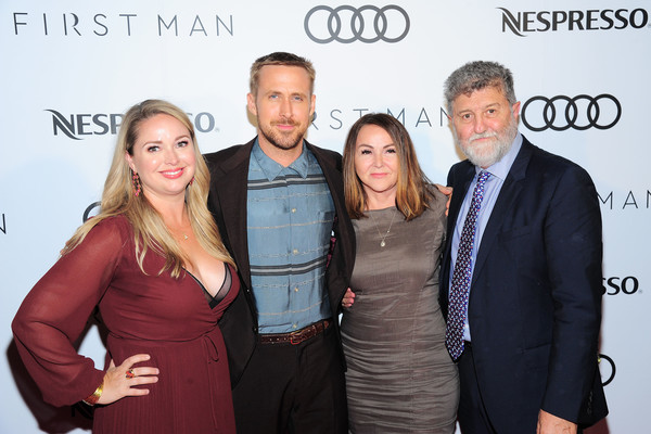 05da74b8507 Audi Canada And Nespresso Host The Post-Screening Event For  First Man   During