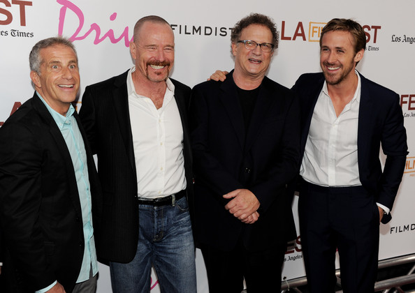 Premiere Of Drive Red Carpet