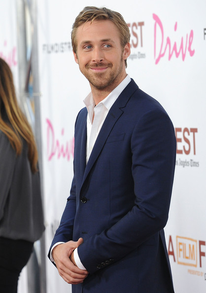 "Ryan Gosling Actor Ryan Gosling arrives at the  ""Drive"" Gala Premiere during the 2011 Los Angeles Film Festival at Regal Cinemas L.A. Live on June 17, 2011 in Los Angeles, California."