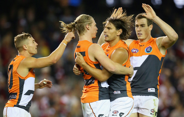 AFL Rd 1 - St Kilda v GWS Giants
