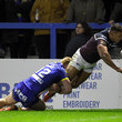 Ryan Hall Warrington Wolves vs Leeds Rhinos - Betfred Super League