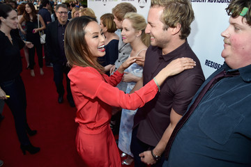Ryan Hansen Premiere Of Paramount And Hulu's 'Resident Advisors' - Red Carpet