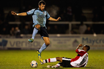 Ryan Hayes Woking v Dartford