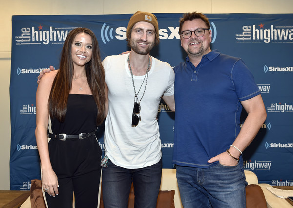 SiriusXM's The Highway Channel Broadcasts Backstage Leading Up To The ACMs