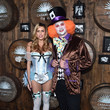 Ryan Lochte Celebs Attend the Casamigos Tequila Halloween Party