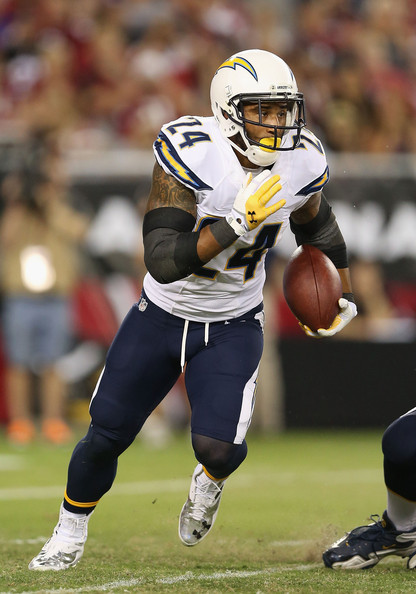 Ryan Mathews Pictures San Diego Chargers V Arizona