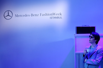 Ryan McGinley MBFW: Mercedes-Benz Ambassador Press Event