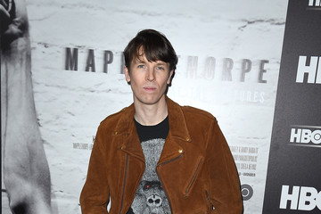 Ryan McGinley 'Mapplethorpe: Look at the Pictures' New York Premiere - Red Carpet