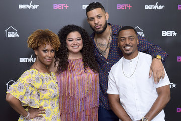 Ryan Michelle Bathe RonReaco Lee BET Essence Festival Weekend – House Of BET- First Wives Club Screening With Ryan Michelle Bathe, Michelle Buteau And RonReaco Lee