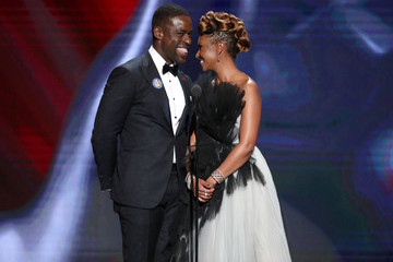 Ryan Michelle Bathe Sterling K. Brown 51st NAACP Image Awards - Show