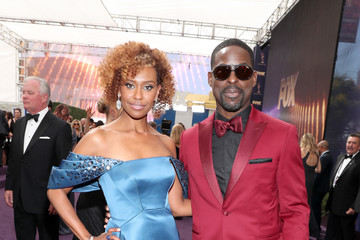 Ryan Michelle Bathe Sterling K. Brown IMDb LIVE After The Emmys Presented By CBS All Access