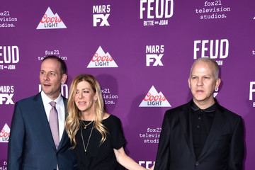 Ryan Murphy Premiere of FX Network's 'Feud: Bette and Joan' - Arrivals