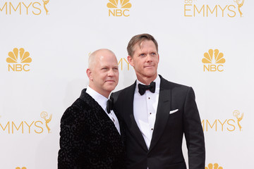 Ryan Murphy Arrivals at the 66th Annual Primetime Emmy Awards — Part 2