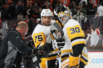 Ryan Reaves Pittsburgh Penguins v Philadelphia Flyers