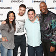 Ryan Sampson SiriusXM Celebrity Session With Liam Payne on Hits1!