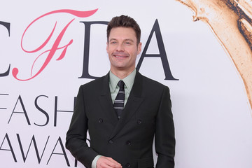 Ryan Seacrest 2016 CFDA Fashion Awards - Arrivals