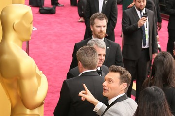 Ryan Seacrest 88th Annual Academy Awards - Red Carpet Pictures