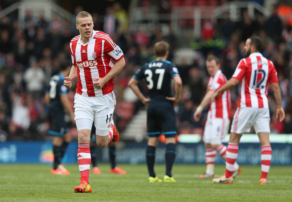 Ryan+Shawcross+Stoke+City+sbobet