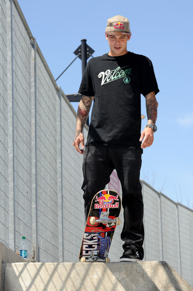 how to get ryan sheckler hairstyle