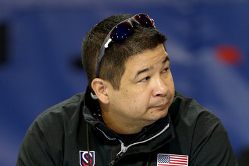 Ryan Shimabukuro US Olympic Long Track Trials: Day 2