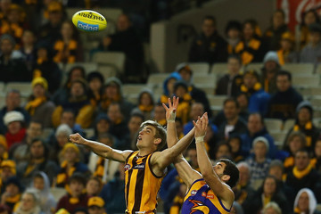 Ryan Shoenmakers AFL Rd 23 - Hawthorn v West Coast