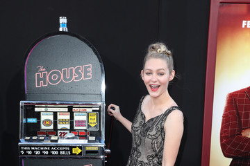 Ryan Simpkins Premiere Of Warner Bros. Pictures' 'The House' - Arrivals