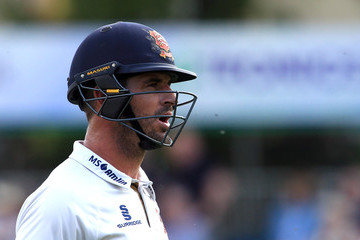 Ryan Ten Doeschate Essex Vs. Yorkshire - Specsavers County Championship: Division One