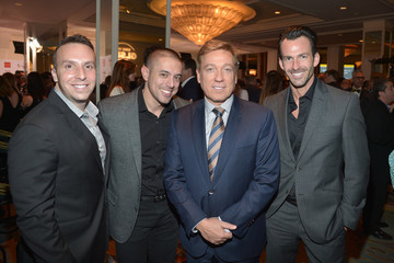 Ryan Young GLSEN Respect Awards - Los Angeles - Inside