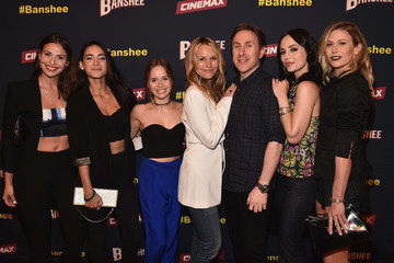 Ryann Shane Premiere of Cinemax's 'Banshee' 4th Season - Red Carpet