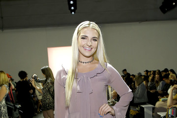 Rydel Lynch Indonesian Diversity - Front Row - September 2018 - New York Fashion Week: The Shows