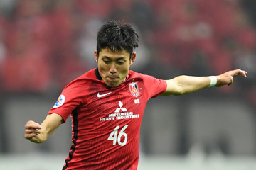 Ryota Moriwaki Urawa Red Diamonds v Shanghai SIPG FC - AFC Champions League Group F