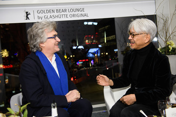 Ryuichi Sakamoto Glashuette Original Day 3 at the 68th Berlinale International Film Festival