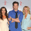 Sharon Case and Michael Muhney
