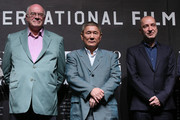 """SAMURAI Award Special Talk Session"" Featuring Takeshi Kitano - The 27th Tokyo International Film Festival"