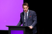 "Justin Hartley attends SCAD aTVfest 2020 - ""Prodigal Son"" With Tom Payne Discovery Award, Actor Presentation on February 29, 2020 in Atlanta, Georgia."