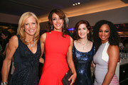 (L-R) SELF editor-in-chief Lucy Danziger, actress Jennifer Beals, honoree Jessica Greer Morris and actress Monique Coleman pose at the 6th annual SELF Magazine's Women Doing Good Awards at Apella on September 11, 2013 in New York City.