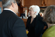 Olympia Dukakis attends the Conversation with Olympia Dukakis at Sarasota Yacht Club on April 8, 2016 in Sarasota, Florida.