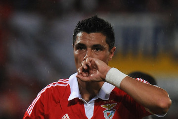 Cardozo SL Benfica v Olympique Marseille - Preseason Friendly