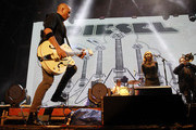 Diesel performs on stage during 2013 STONE Music Festival at ANZ Stadium on April 21, 2013 in Sydney, Australia.