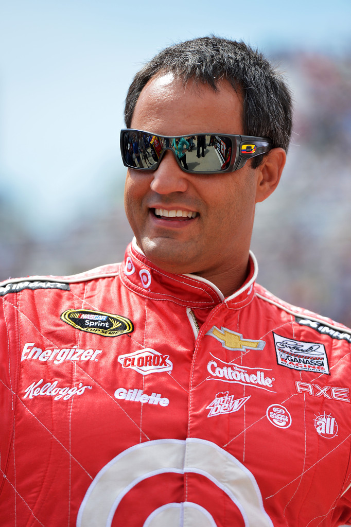 Juan Pablo Montoya Photos Photos - STP Gas Booster 500 ...