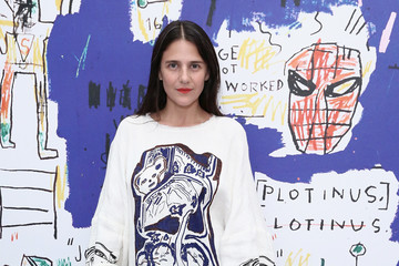 Sabine Heller alice + olivia x Basquiat CFDA Capsule Collection Launch Party