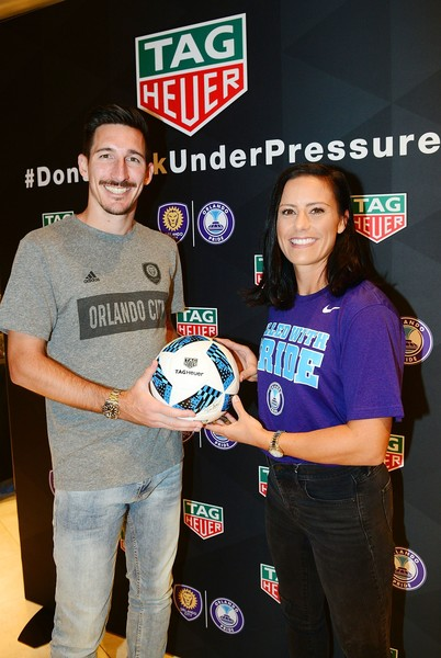 TAG Heuer Announces New Partnership Wth Orlando City SC & Orlando Pride