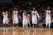 Ty Lawson and Kenneth Faried Photos Photo