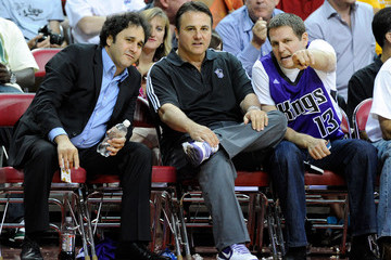 Gavin Maloof Sacramento Kings v Los Angeles Lakers
