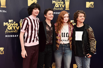 Sadie Sink 2018 MTV Movie And TV Awards - Arrivals