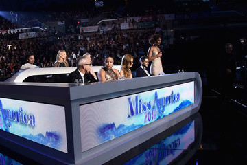 Sage Steele 2018 Miss America Competition - Show