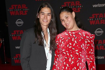 Sage Stewart Premiere of Disney Pictures and Lucasfilm's 'Star Wars: The Last Jedi' - Arrivals