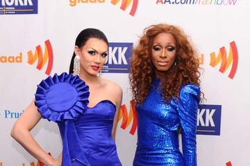 Sahara Davenport 22nd Annual GLAAD Media Awards - Inside