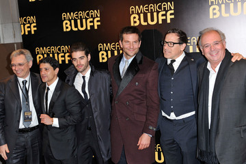 Said Taghmaoui 'American Bluff' Premieres in Paris